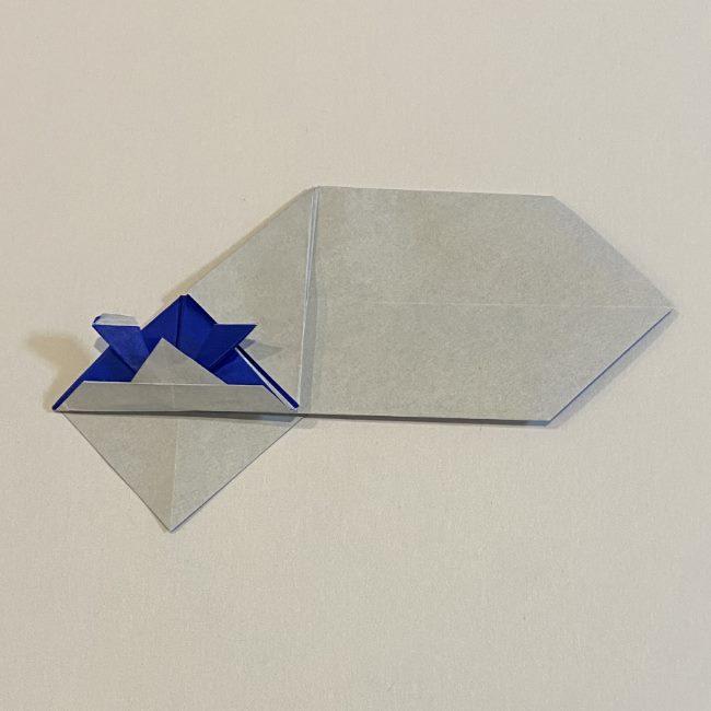 兜の箸袋の折り方作り方 (19)
