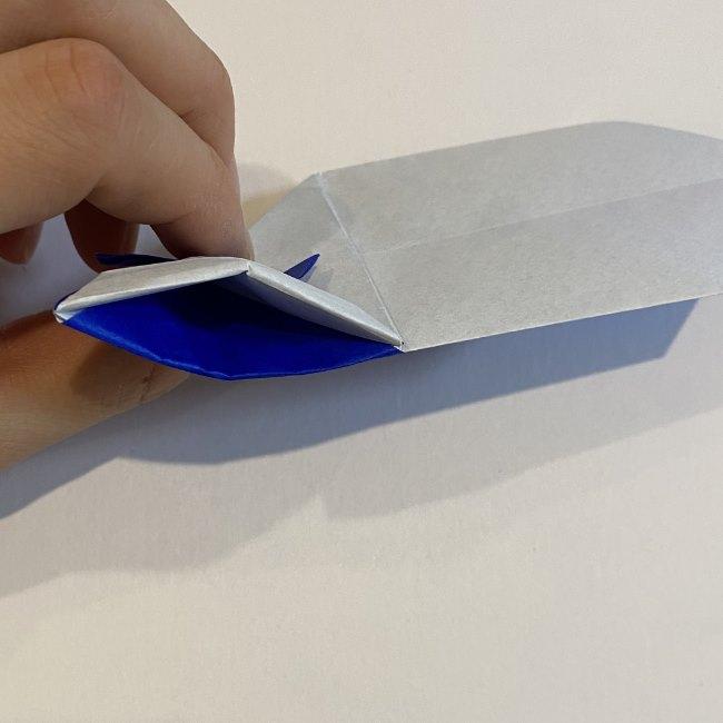 兜の箸袋の折り方作り方 (21)