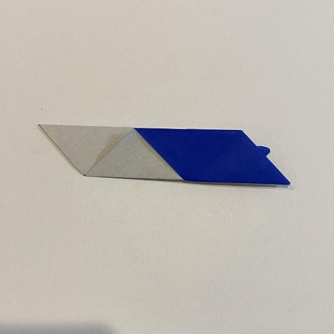 兜の箸袋の折り方作り方 (24)