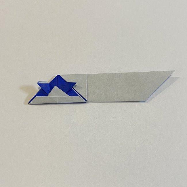 兜の箸袋の折り方作り方 (25)