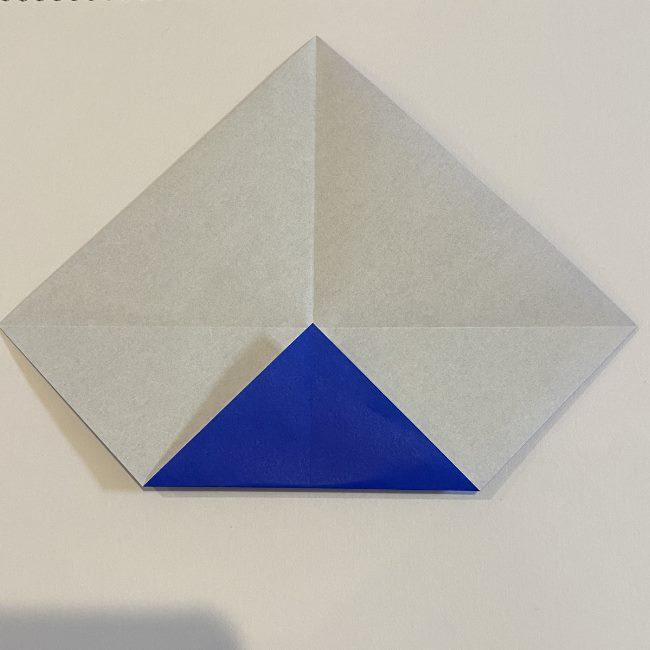兜の箸袋の折り方作り方 (4)