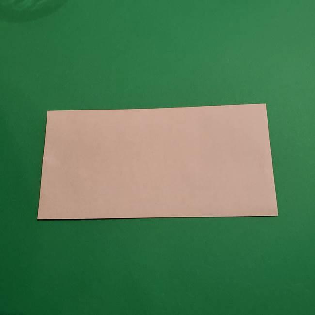 折り紙のソフトクリーム(立体)の折り方作り方コーン(2)