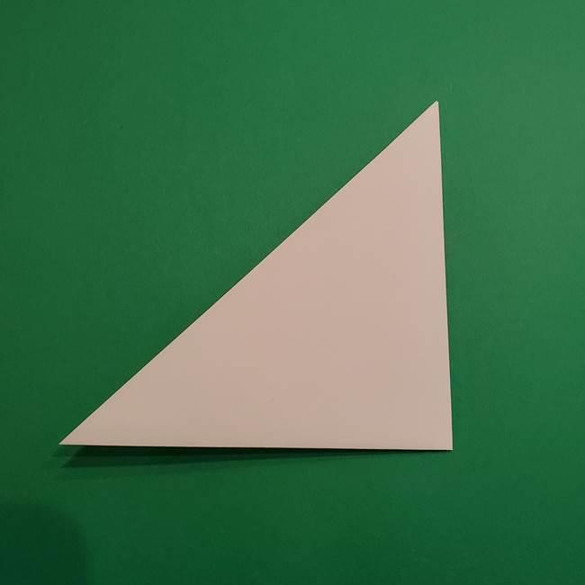 折り紙のソフトクリーム(立体)の折り方作り方(3)