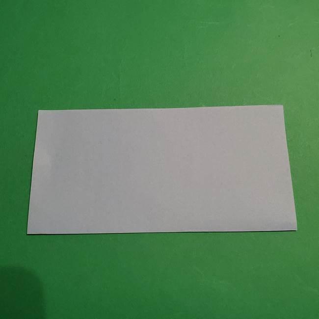 折り紙のポケモン カメックスの折り方作り方(2)