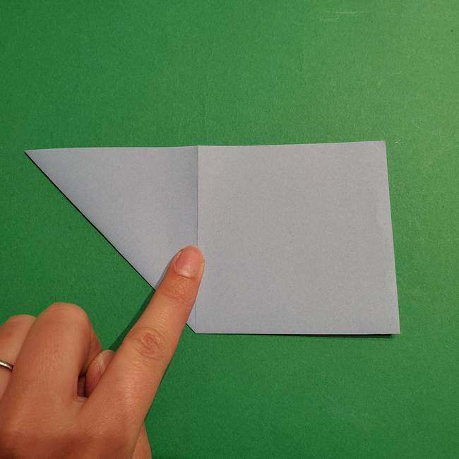 折り紙のポケモン カメックスの折り方作り方(6)