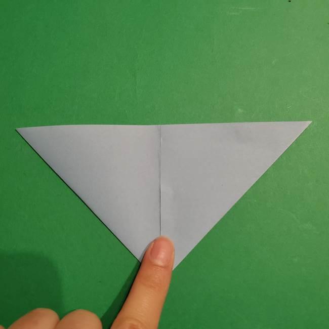 折り紙のポケモン カメックスの折り方作り方(7)