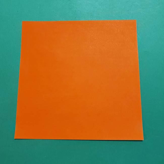 折り紙のリザードンの作り方★必要なもの(1)