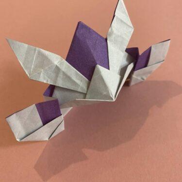 折り紙の兜かぶと(中級編) 戦国武将みたいでおしゃれな折り方作り方