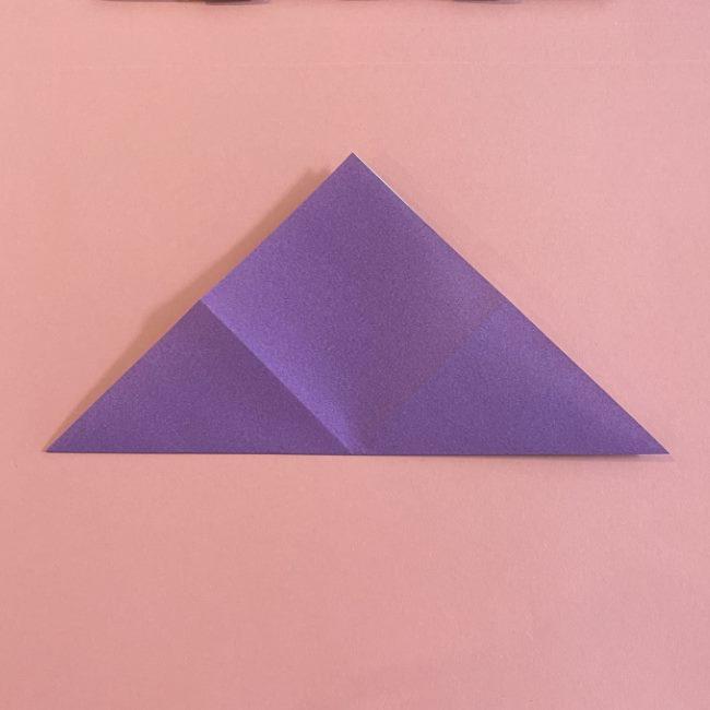 折り紙の兜(かぶと) 中級者向けの折り方作り方 (4)