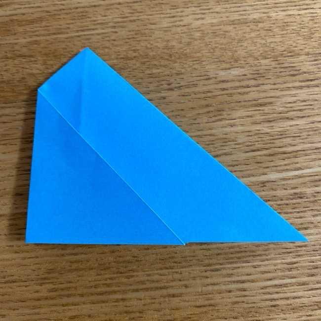 折り紙 ケロマツの簡単な折り方作り方 (11)