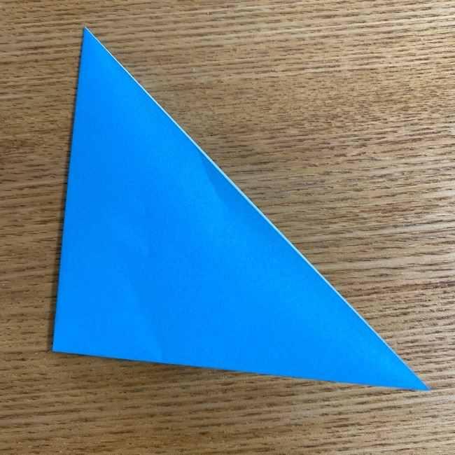 折り紙 ケロマツの簡単な折り方作り方 (2)