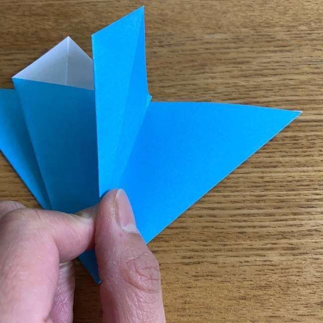 折り紙 ケロマツの簡単な折り方作り方 (20)