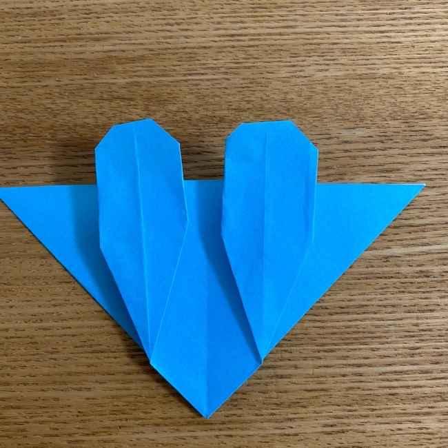 折り紙 ケロマツの簡単な折り方作り方 (25)