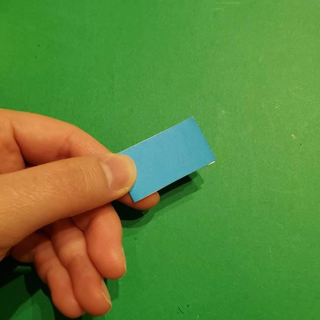 折り紙 ミニオンの立体的な箱*折り方作り方(26)