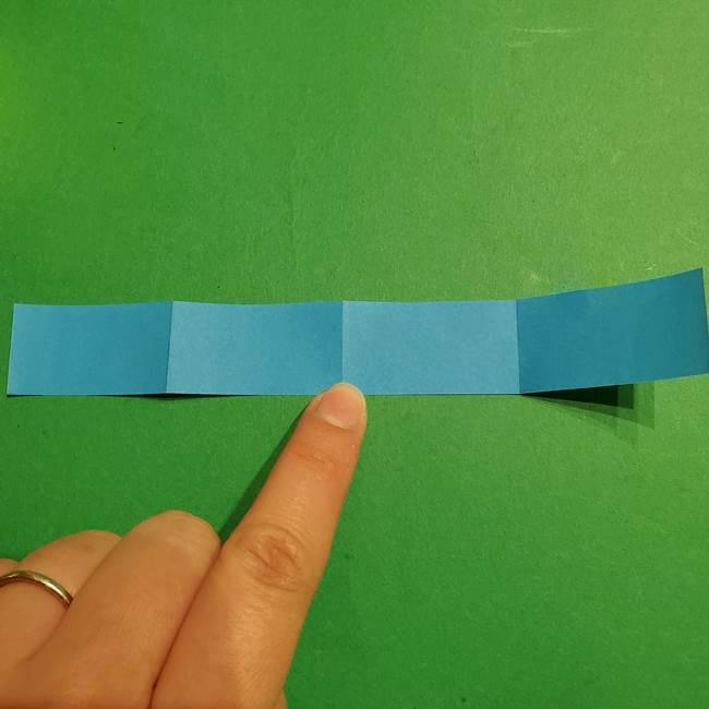 折り紙 ミニオンの立体的な箱*折り方作り方(27)