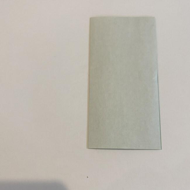 跳ねないカエルの折り紙*折り方作り方 (2)