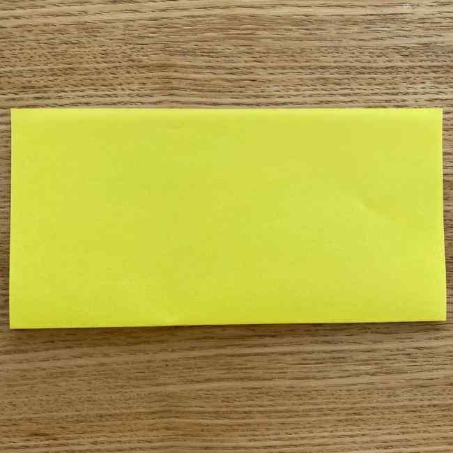 ぐでたま 折り紙の作り方折り方 (1)