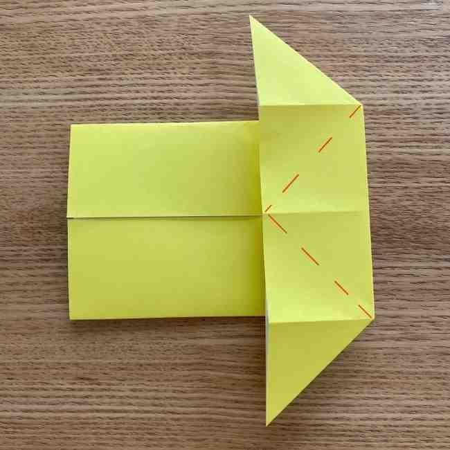 ぐでたま 折り紙の作り方折り方 (10)