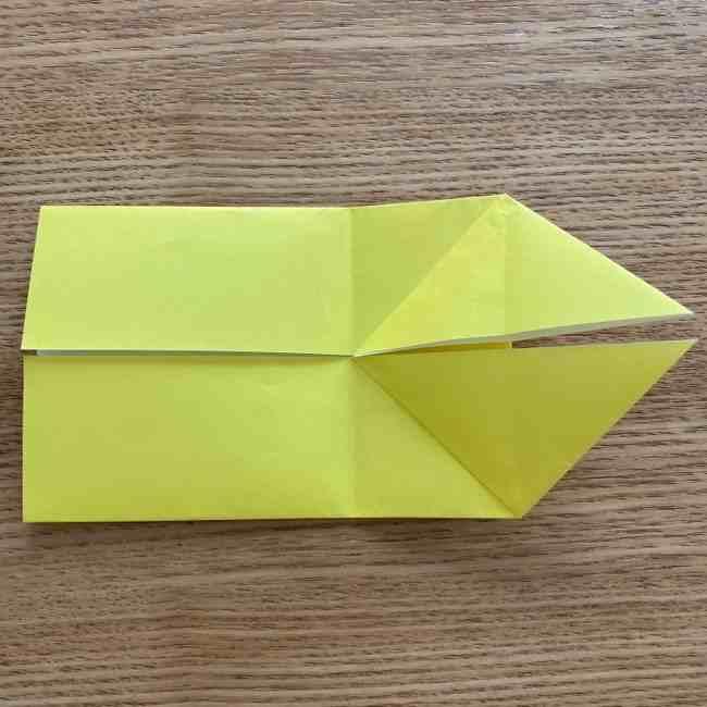 ぐでたま 折り紙の作り方折り方 (11)