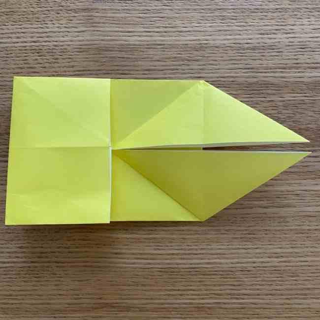 ぐでたま 折り紙の作り方折り方 (12)
