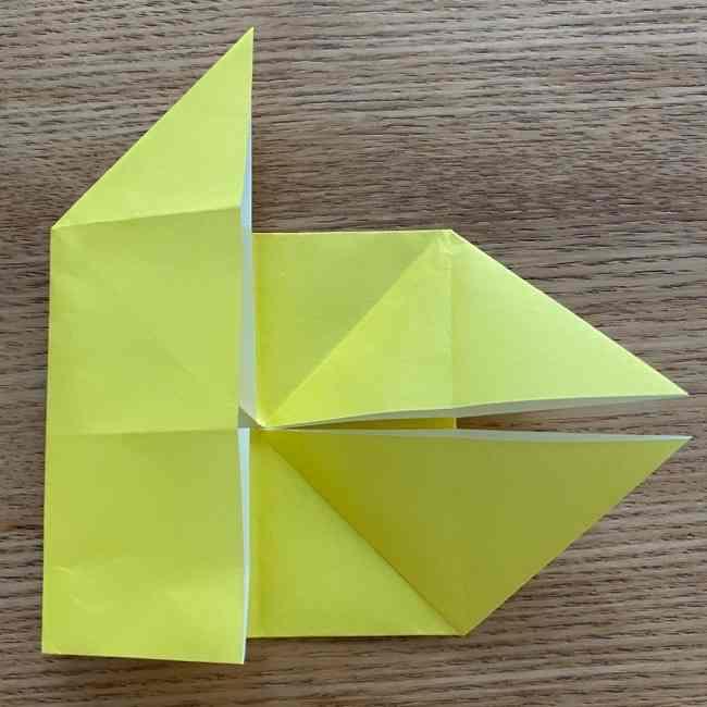 ぐでたま 折り紙の作り方折り方 (14)