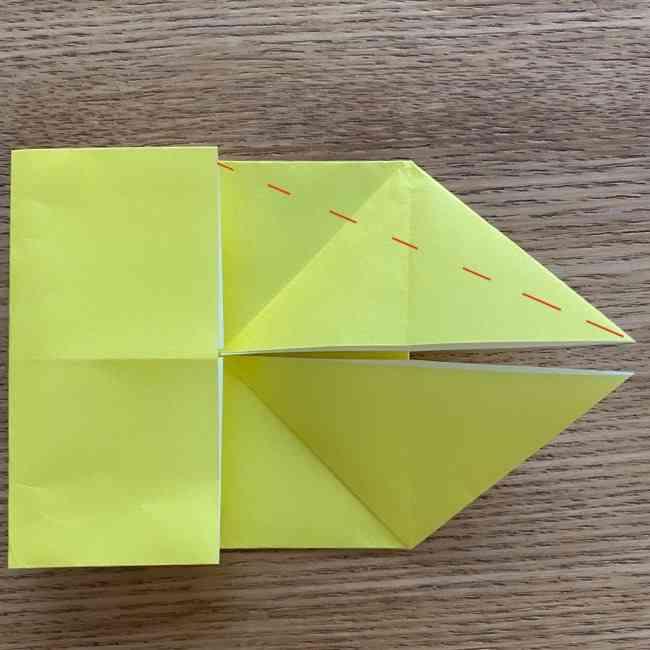 ぐでたま 折り紙の作り方折り方 (16)