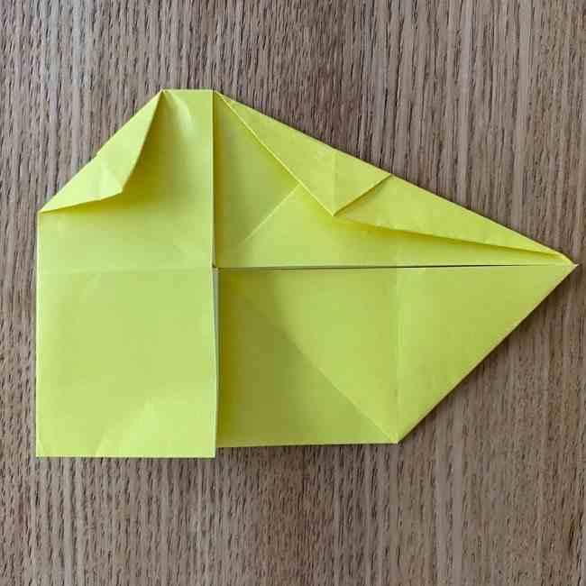 ぐでたま 折り紙の作り方折り方 (18)