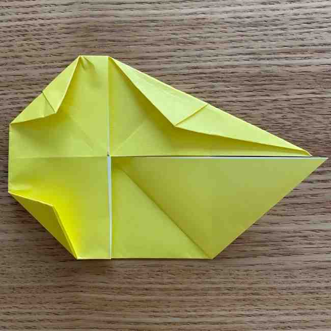 ぐでたま 折り紙の作り方折り方 (19)