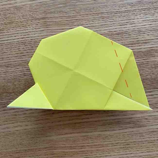 ぐでたま 折り紙の作り方折り方 (21)