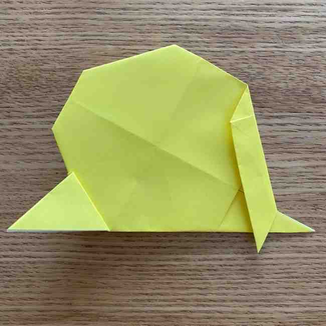 ぐでたま 折り紙の作り方折り方 (22)