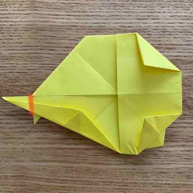 ぐでたま 折り紙の作り方折り方 (23)