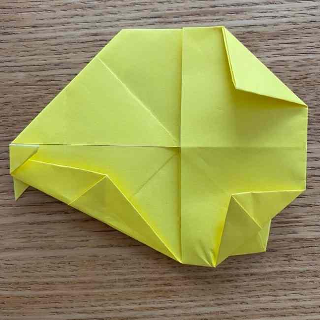 ぐでたま 折り紙の作り方折り方 (24)