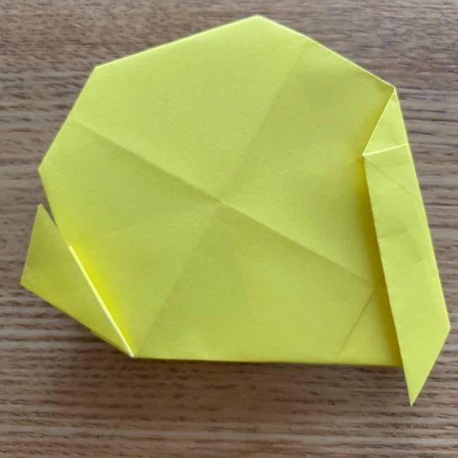 ぐでたま 折り紙の作り方折り方 (25)