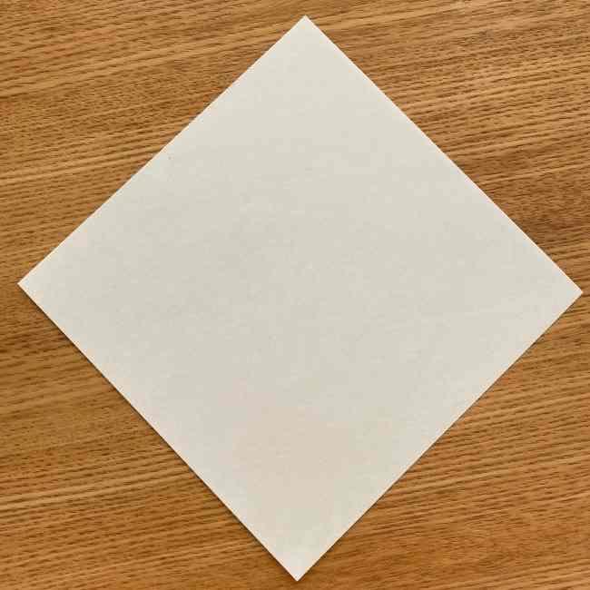 ぐでたま 折り紙の作り方折り方 (28)