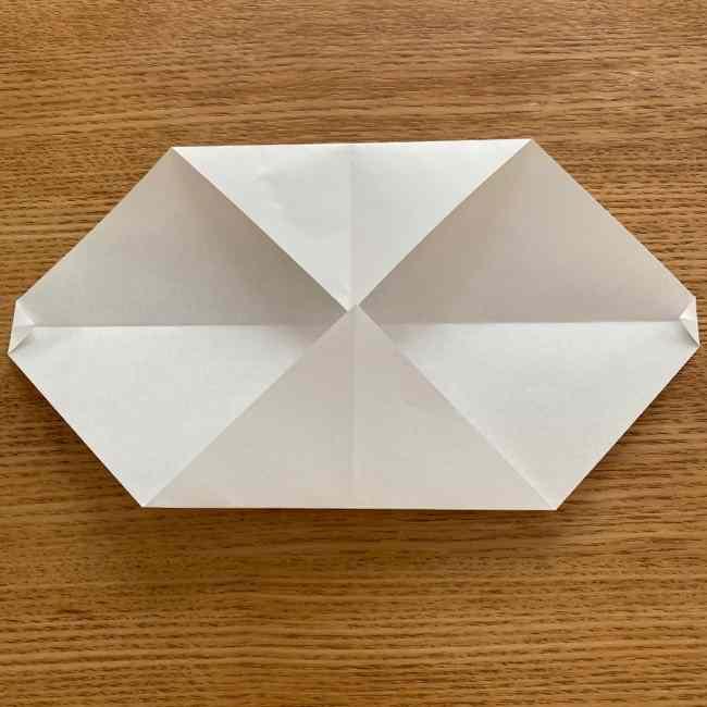 ぐでたま 折り紙の作り方折り方 (34)