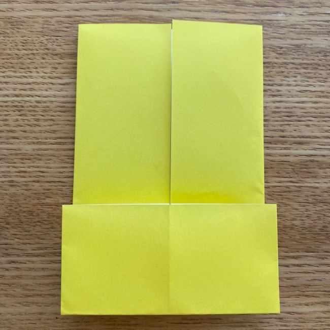 ぐでたま 折り紙の作り方折り方 (6)