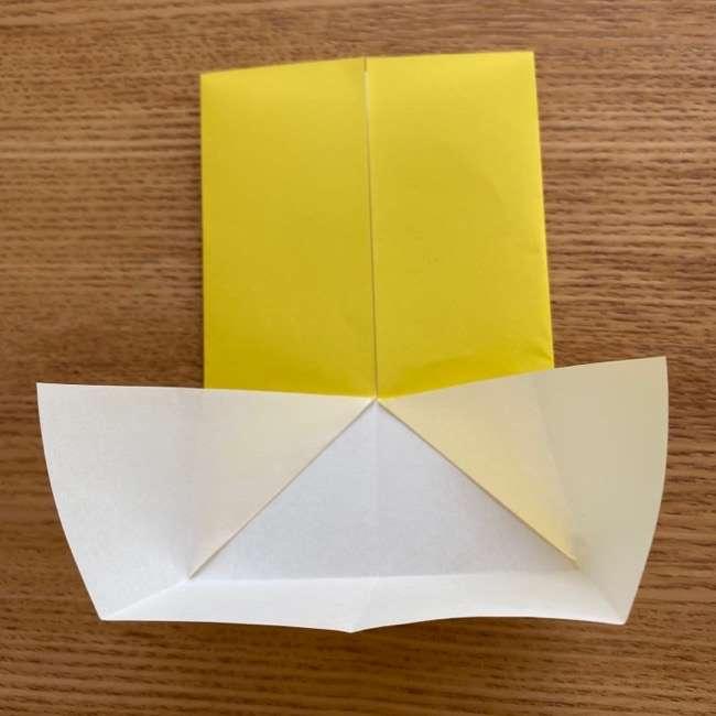 ぐでたま 折り紙の作り方折り方 (8)