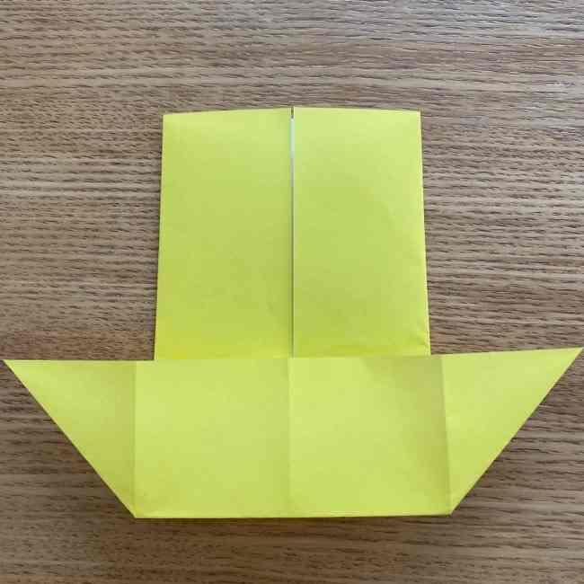 ぐでたま 折り紙の作り方折り方 (9)