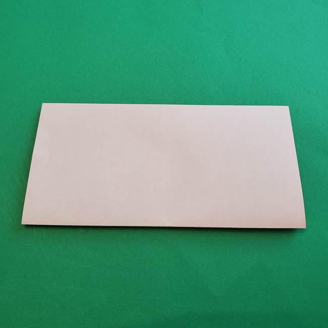 カーネーションの折り紙 本格的でリアルな花の作り方①花(2)