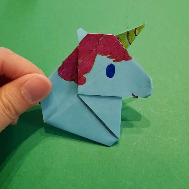 コルネの折り方☆折り紙でサンリオ シナモロールの仲間を作ったよ