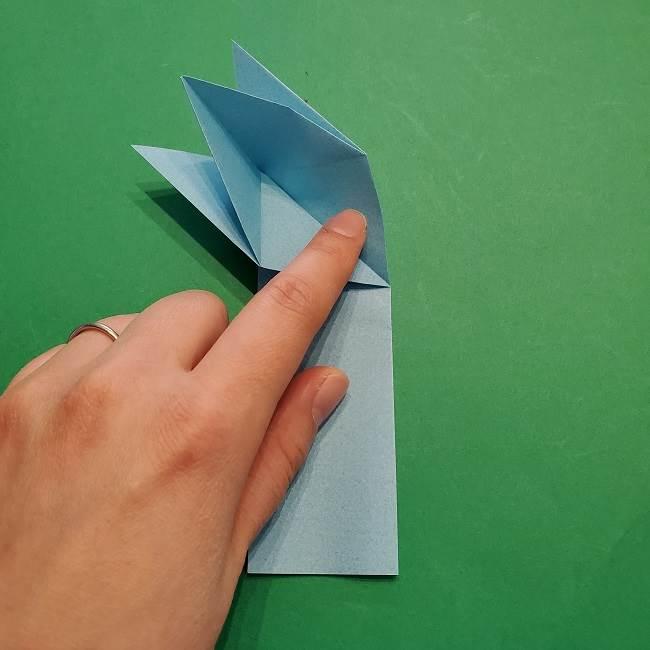コルネの折り方作り方(サンリオ折り紙) (14)
