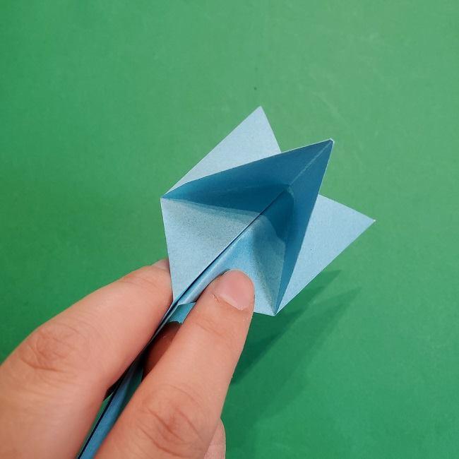 コルネの折り方作り方(サンリオ折り紙) (15)