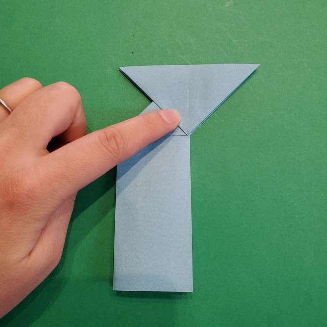 コルネの折り方作り方(サンリオ折り紙) (16)