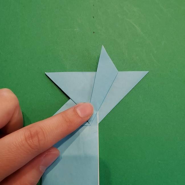 コルネの折り方作り方(サンリオ折り紙) (17)