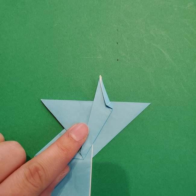 コルネの折り方作り方(サンリオ折り紙) (18)