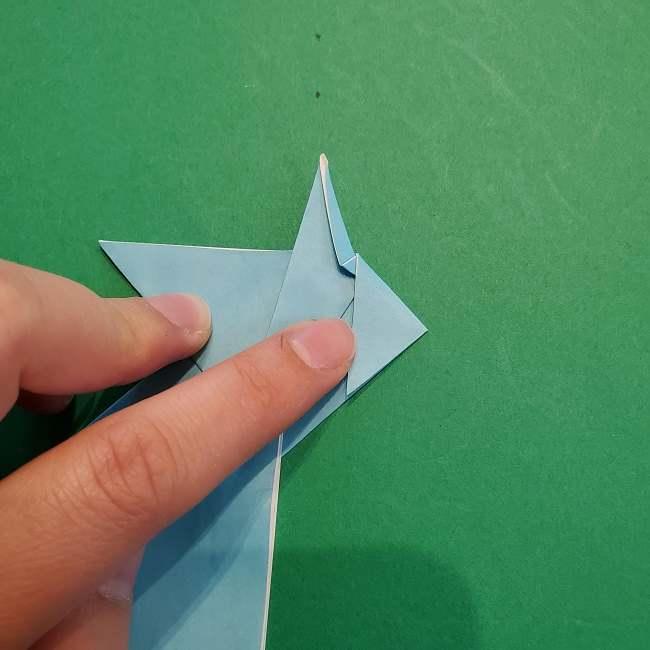 コルネの折り方作り方(サンリオ折り紙) (19)