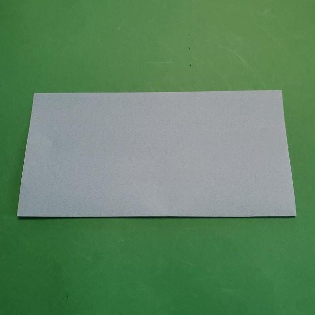 コルネの折り方作り方(サンリオ折り紙) (2)