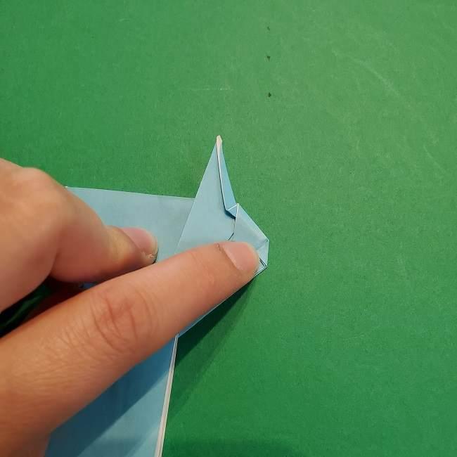 コルネの折り方作り方(サンリオ折り紙) (20)