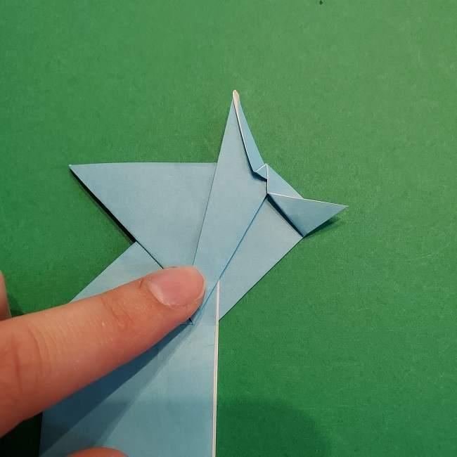 コルネの折り方作り方(サンリオ折り紙) (21)