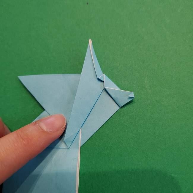 コルネの折り方作り方(サンリオ折り紙) (22)